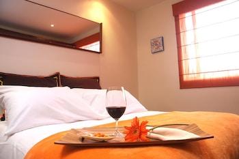 Mynd af 6 Suites Hotel í Bogota