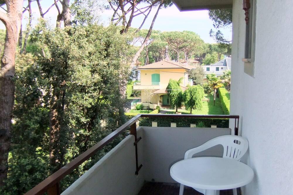 Pokoj typu Classic, balkon - Balkón