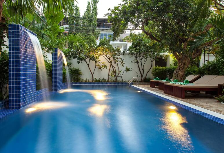 La Rose Boutique Hotel & Spa, Phnom Penh, Športové vybavenie