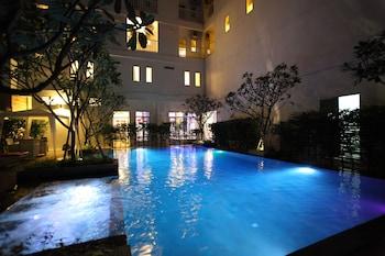 Foto di The Frangipani Living Arts Hotel & Spa a Phnom Penh