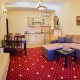 جناح - بمطبخ - منطقة المعيشة
