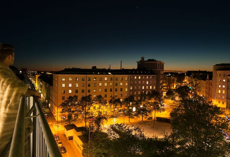 Forenom Aparthotel Helsinki Kamppi, Helsinki, Näköala hotellista