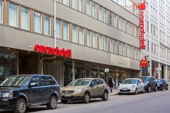 Фото Omena Hotel Helsinki Lonnrotinkatu в в Хельсинки