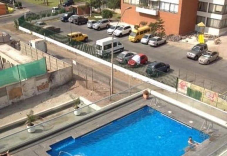 Hotel Diego de Almagro Iquique, Iquique, Basen odkryty