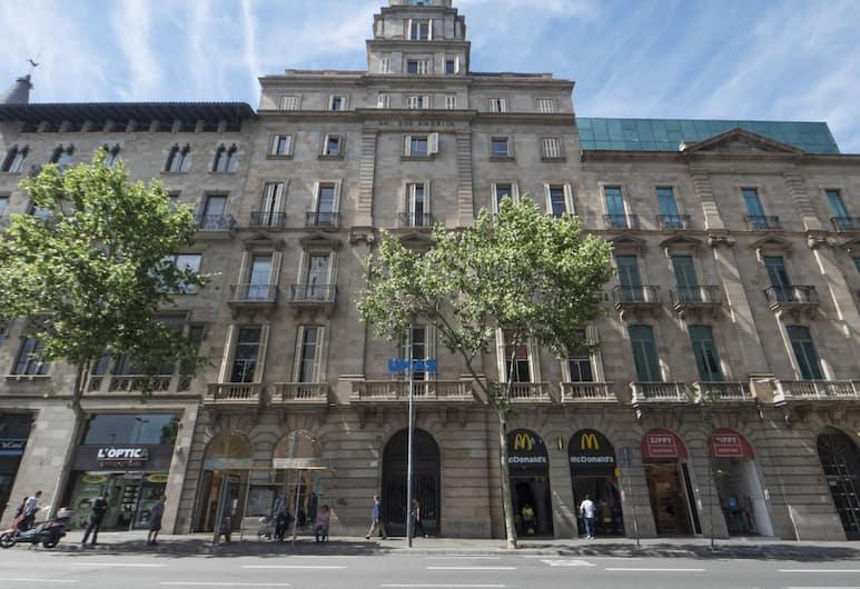 Rent Top Apartments Passeig de Gràcia, Barcelone, Façade de l'hébergement