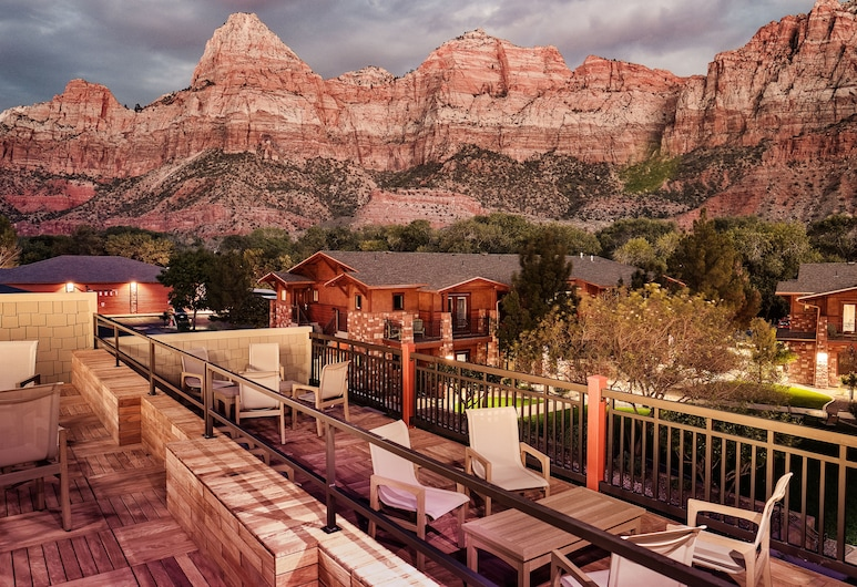 Cable Mountain Lodge, Springdale