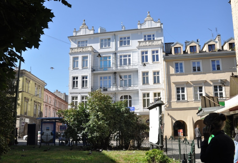 Tara Hostel, Krakau, Hotelfassade