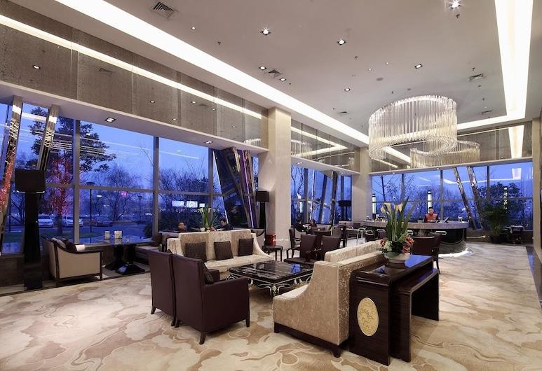 南京ワン ホテル (南京丽湖雅致酒店), 南京, ロビー