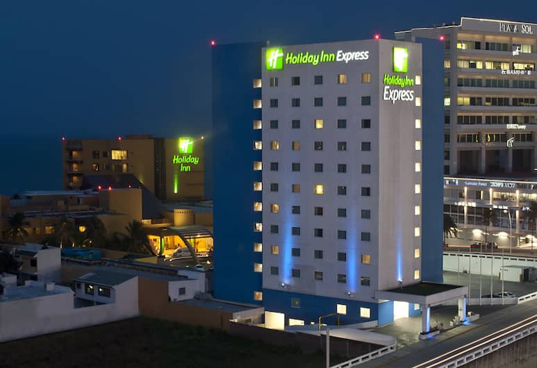 Holiday Inn Express Veracruz Boca Del Rio, Boca del Rio, Exterior