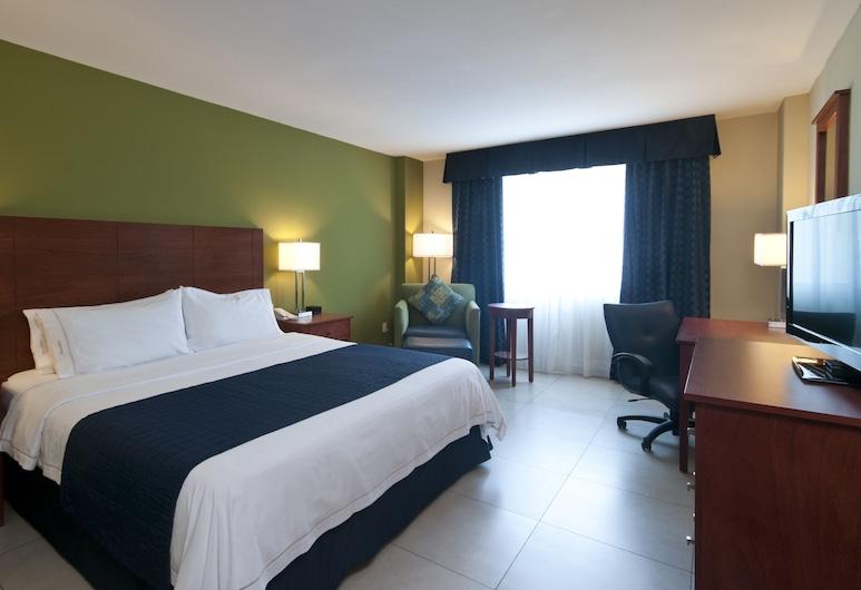 Holiday Inn Express Veracruz Boca Del Rio, Boca del Rio, Room, 1 King Bed, Accessible, Bathtub (MOBILITY), Guest Room