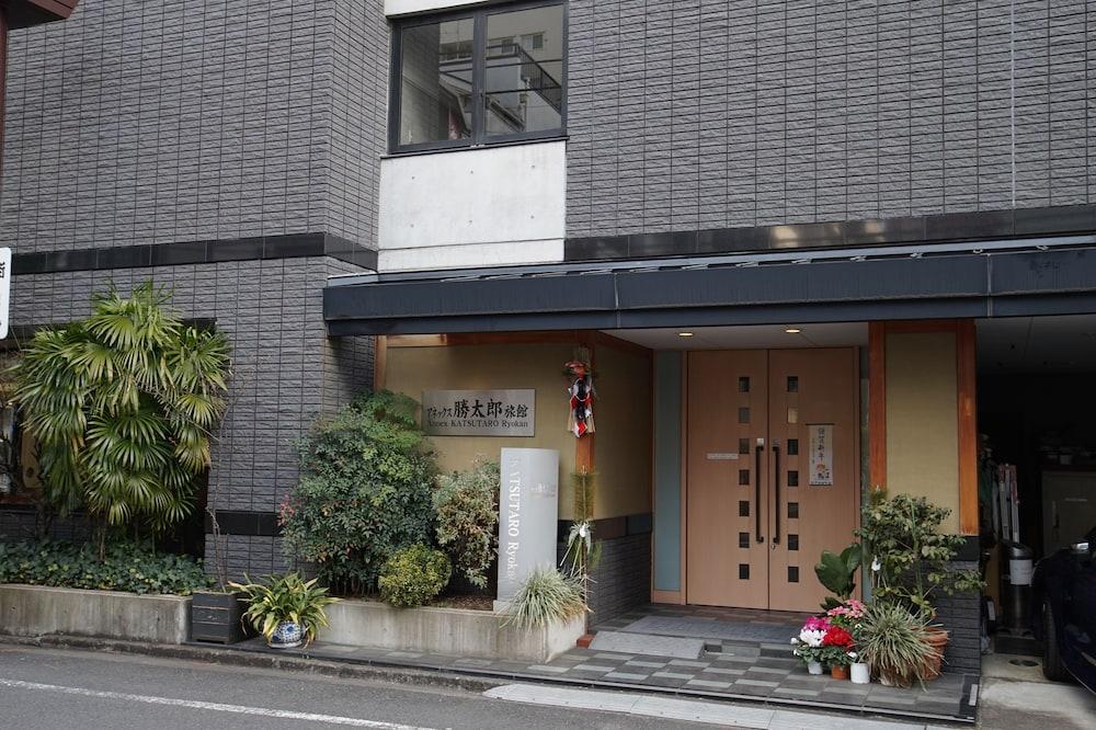 アネックス 勝太郎旅館, 台東区