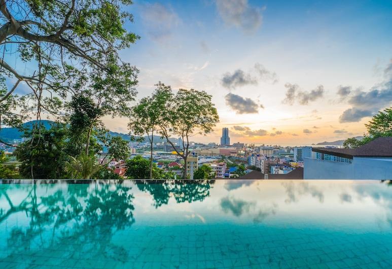 The Senses Resort & Pool Villas, Phuket, Patong, Villa, 1 Bedroom, Sea View, Guest Room View