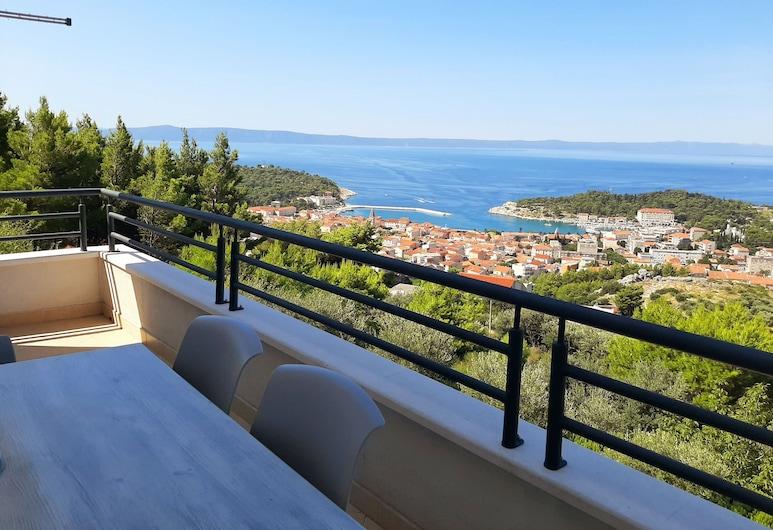 Villa Tonka, Makarska, Leilighet, 1 soverom, balkong, Rom