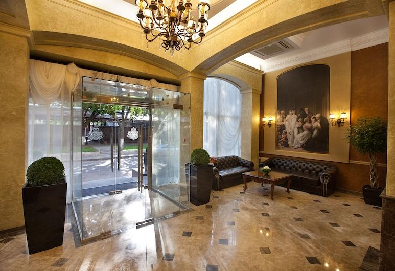 알렉산드로프스키 호텔, 오데사, 로비 좌석 공간