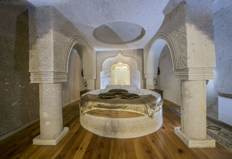 Ottoman Cave Suites, Nevsehir, King Suite, Guest Room