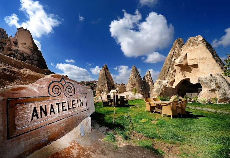 Anatelein Boutique Cave Hotel - Special Class, Nevsehir
