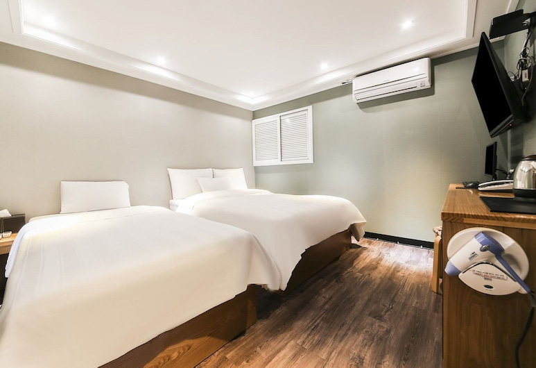 Hotel WO Seoul Station, Seoul, Twin Room, Guest Room