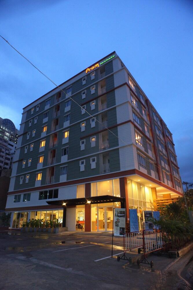 Promratchada Residence & Spa, Bangkok