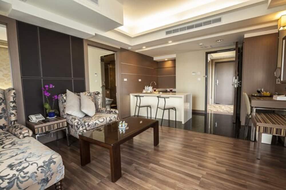 頂級套房, 1 間臥室 - 客房