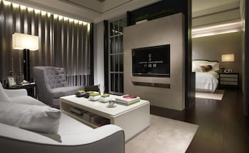在台北的六福居公寓式酒店照片