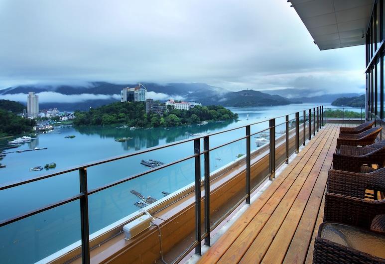 Sun Moon Lake Hotel, Yuchi, Terrace/Patio