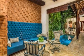 Nuotrauka: Hotel Boutique Santo Toribio, Kartachena