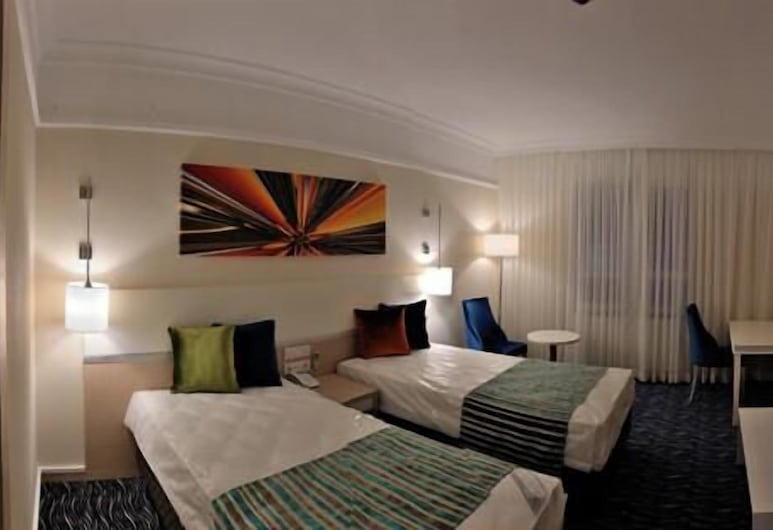 Pasa Park Karatay Hotel, Konya, Standart Oda, Gjesterom