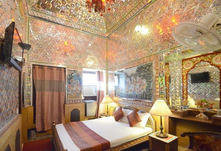 Hotel Heritage Mandawa, Jhunjhunu, Royal Suite, Living Room