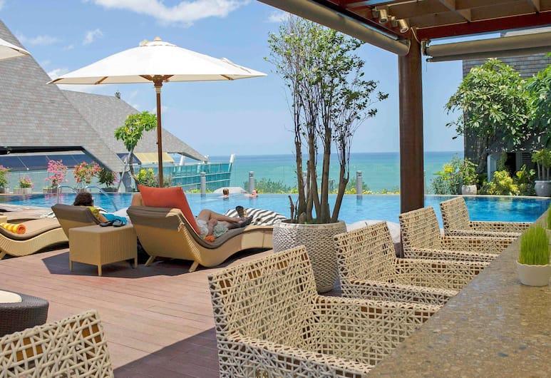 The Kuta Beach Heritage Hotel Bali - Managed By AccorHotels, Kuta, Hotel Bar