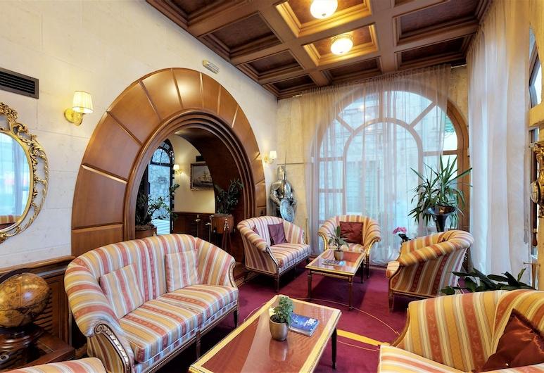 Historic Boutique Hotel Cattaro, Kotor, Lobby-Lounge