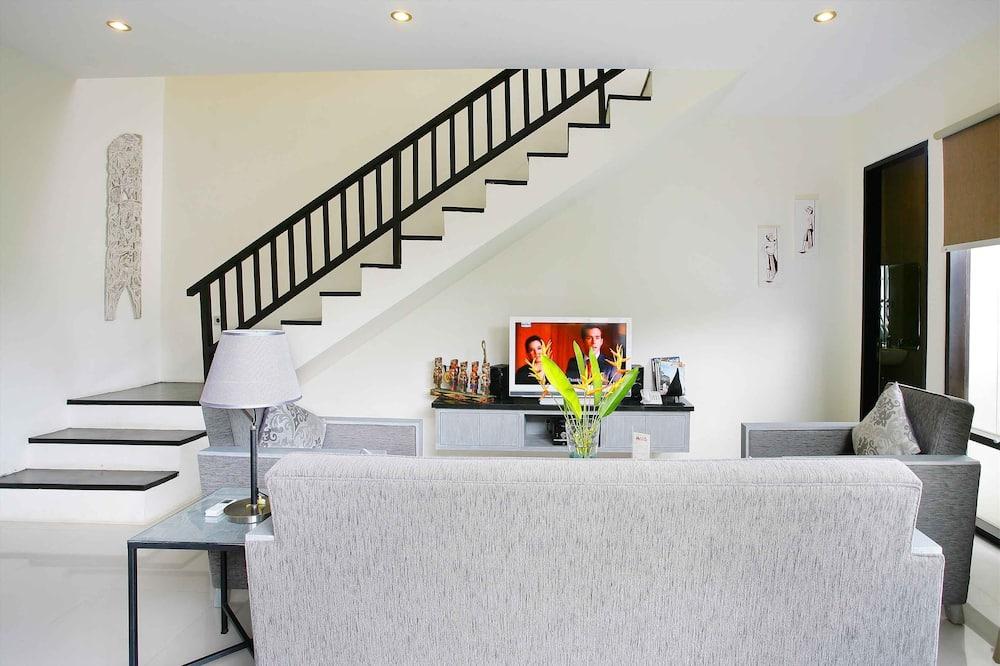 Villa, 2 Bedrooms, Private Pool - Living Room