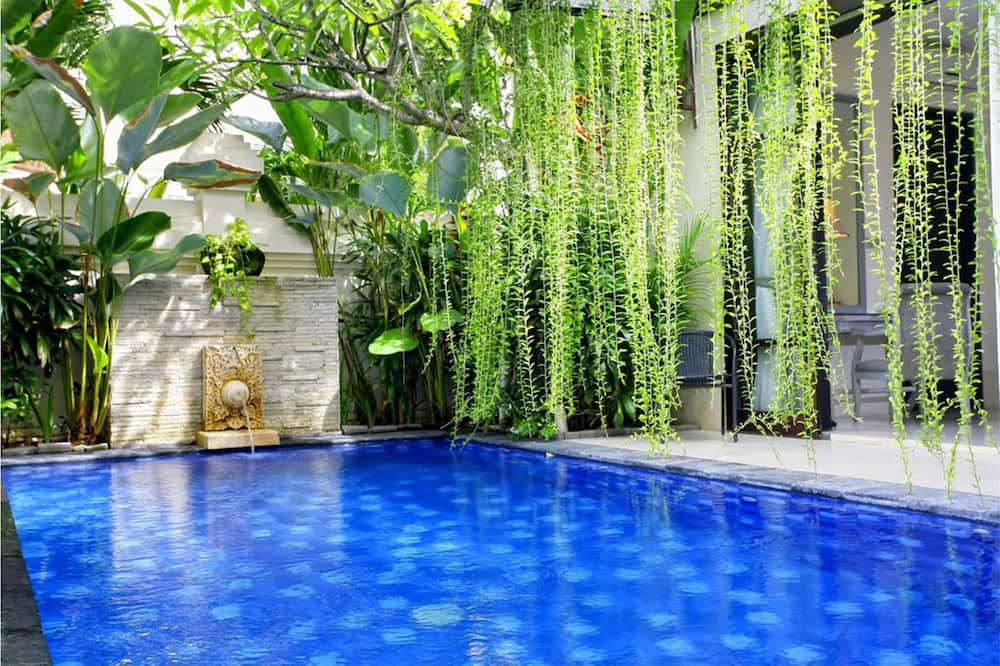 Villa, 1 habitación, piscina privada - Terraza o patio