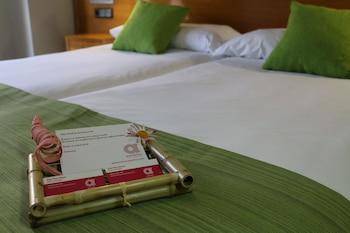 A(z) Hotel Alda Plaza Mayor hotel fényképe itt: Salamanca