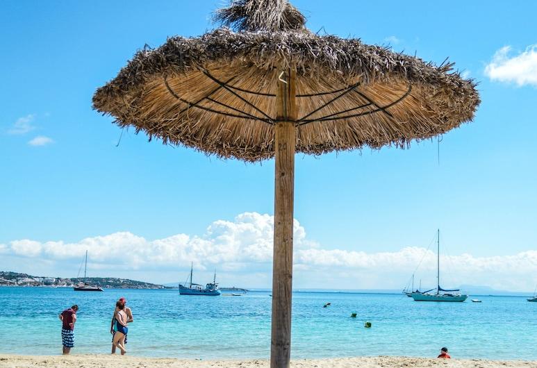 Hotel Seramar Comodoro Playa, Calvia, Beach