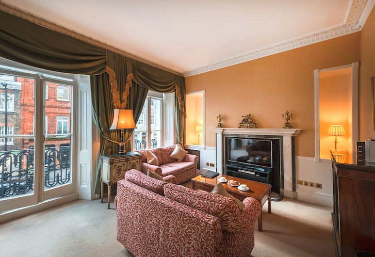 44 Curzon Street Apartments by Mansley, London, Classic-Studio, Zimmer