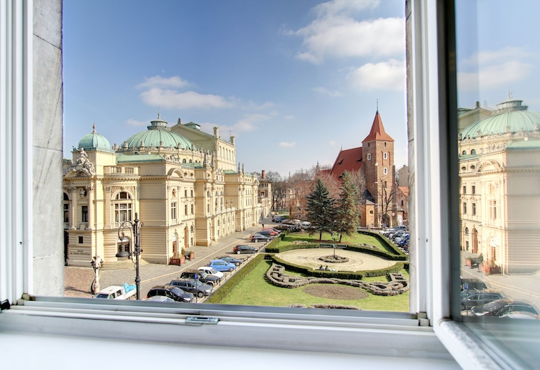 Krakow City Apartments, Krakow, Pemandangan dari Hotel