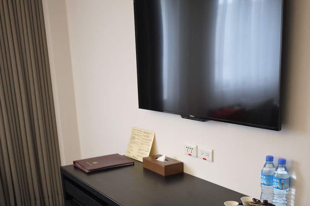 Deluxe-værelse til 3 personer (1 Double & 1 Single Bed) - Udsigt fra værelset