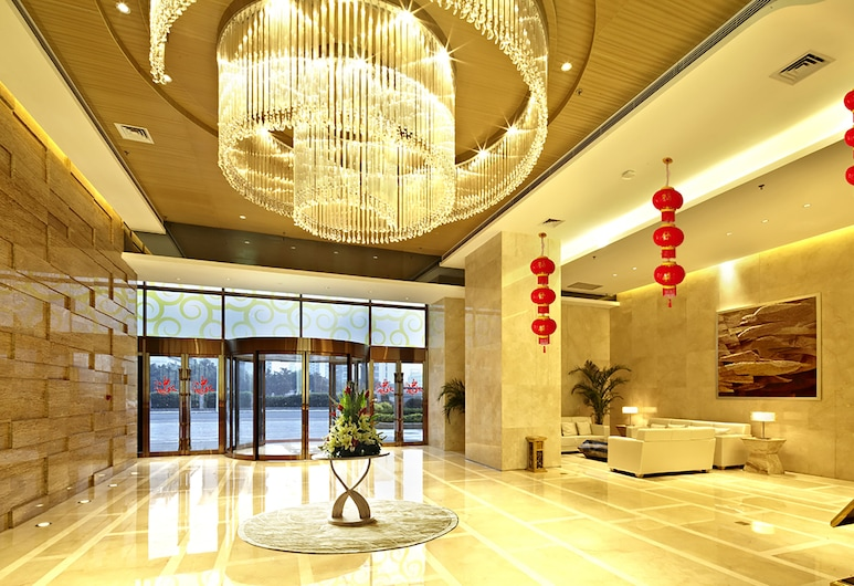 Guangzhou Pearl River International Hotel, Canton, Hall