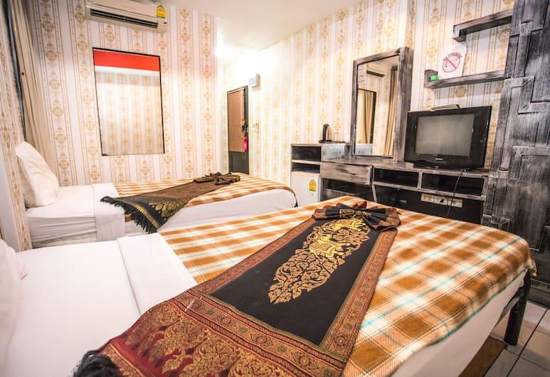 롱 비치 호텔 파통, 파통, 컴포트룸, 금연, 객실