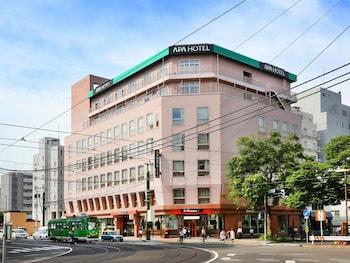 札幌札幌薄野站西阿帕酒店的圖片