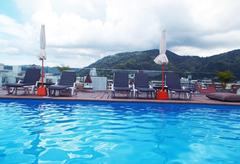 Days Inn by Wyndham Patong Beach Phuket, Patong, Outdoor Pool