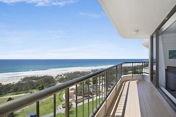 Mynd af Voyager Resort í Gold Coast