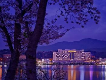 Gyeongju bölgesindeki Sono Belle Gyeongju (formerly Daemyung Resort Gyeongju) resmi