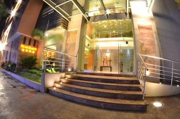 A(z) Hostalia Hotel Expo & Business Class hotel fényképe itt: Guadalajara