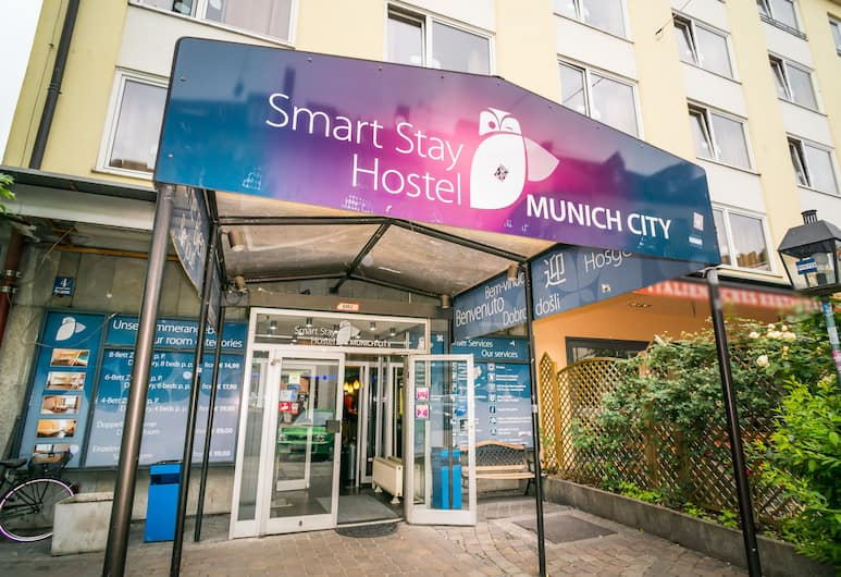 Smart Stay Hostel Munich City, München