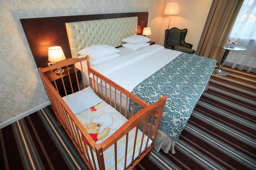 Deluxe-værelse - 1 kingsize-seng - Temaværelse for børn