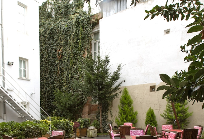 Premist Hotels Sultanahmet, Istanbul, Vườn