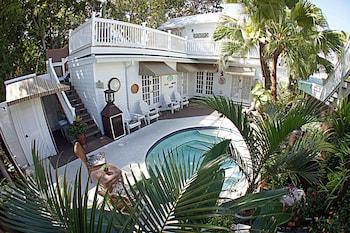 Selline näeb välja Seascape Tropical Inn, Key West
