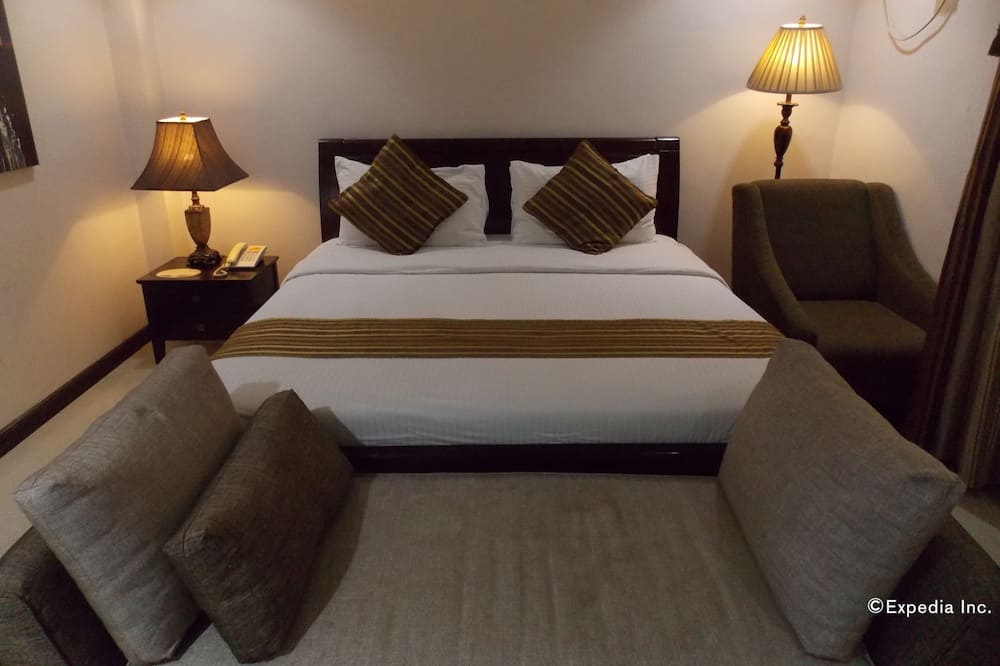 Suite Luxe, 1 très grand lit - Chambre