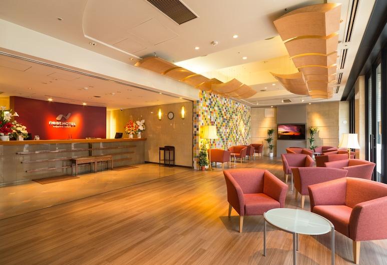 nest HOTEL sapporo odori, Sapporo, Standardní pokoj s dvojlůžkem, kuřácký, Pokoj